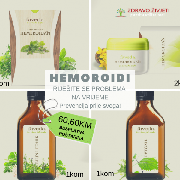 Liječenje hemoroida